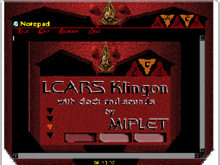 LCARS Klingon
