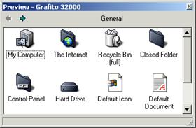 Grafito 32000