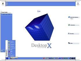 CubeX for DesktopX