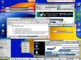 Object Desktop in June 2001