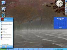 Widget Desktop XP
