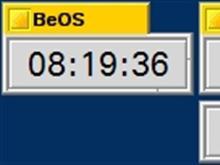 BeOS 2K5