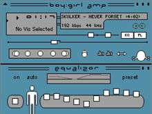 BoyGirl Amp Blue