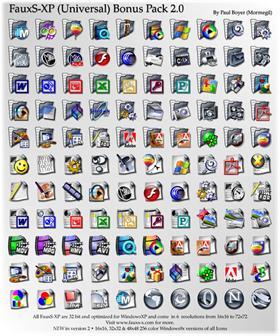 FauxS-XP (Universal) Bonus Pack V2
