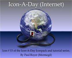 Icon-A-Day #15 (Internet)