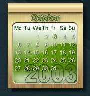 P88 Calendar