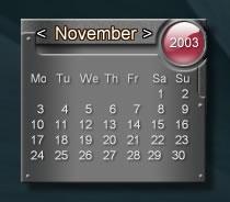 Everymonth Calendar