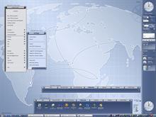 Pixxy (Horizontal Startbar Bottom of Screen)