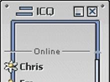 Blue Sorbet ICQ