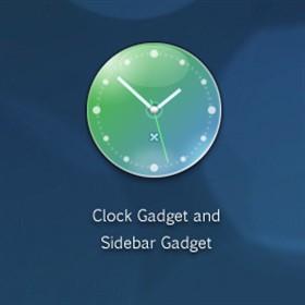 Primo Sidebar Clock