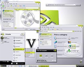 nVidia XP