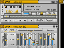 QNX3 Yellow