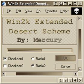Win2k Extended Desert