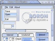 Boron Blue