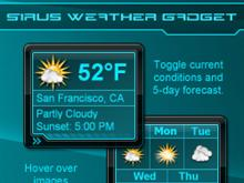 Sirus Weather