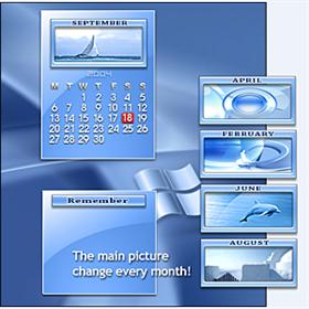 Alpha OS Calendar