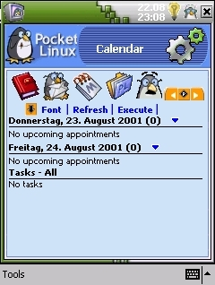 Pocket Linux 1.0
