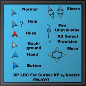 XP LBC Cursor