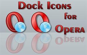Opera Dock Icons