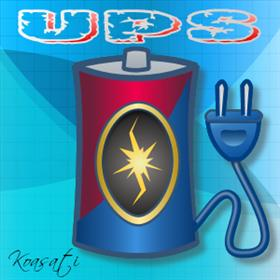 U.P.S.-Battery Backup