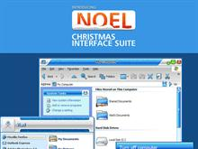 NOEL Christmas and New Year interface suite