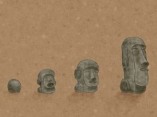 The Solved Mystery of Moai Statues