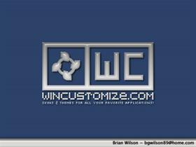 BW WinCust Blue