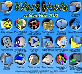 Wormhole Addon 02