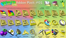 Win3D Fall Addon 01