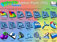 Win3D Winter OD Addon 01