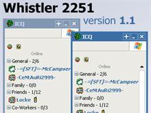 Whistler 2251 1.1