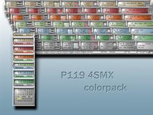 P119 4SMX Colorpack