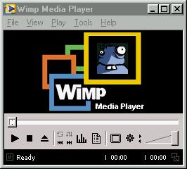 Wimp Media Player