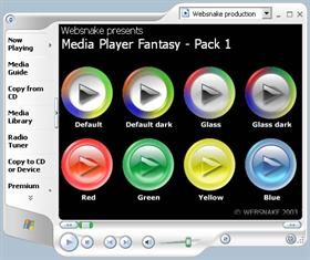 Media Player Fantasy Pack 1