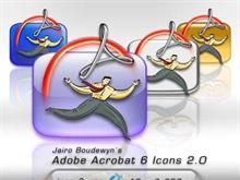 Adobe Acrobat 6.0 Icons 2.0