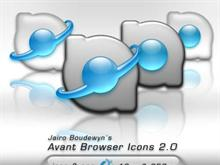 Avant Browser Icons 2.0