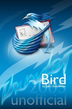 ThunderBIRD 2005 icons