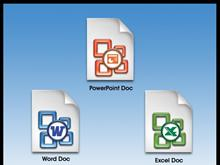 MS Office DocPack 2003 Unicolor
