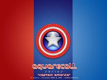 AquaRecall Series - Captain America