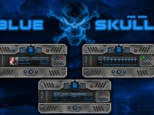 Blue Skull Xion