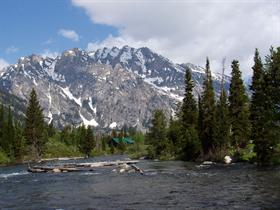 Teton Stream