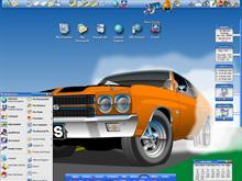MiniOS desktop