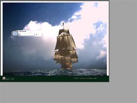 H.M.S. Victory-Heavy Seas