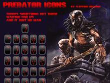Predator Icons
