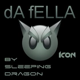 dA Fella Face Icon
