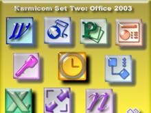 Karmicom Set Two: Office 2003