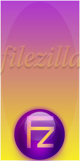 FileZilla Dock Icon