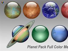 Planet Pack Full Color Medium