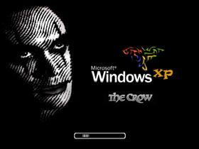 Windows XP The Crow Edition
