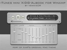 iTunes Mini XiDG-Albook